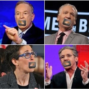 boob-tube-geraldo-rivera-bill-maher-bill-oreilly-rachel-maddow-tv-baloney